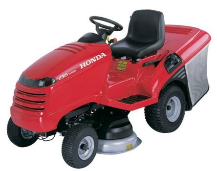 HF2317 H fűnyíró traktor